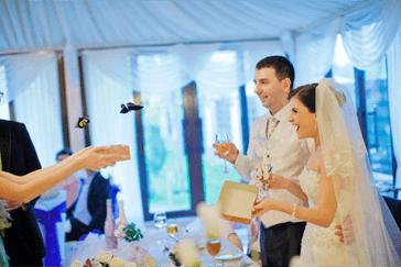 Весільні новини