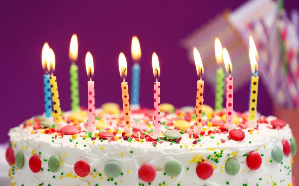 Святкування Дня народження